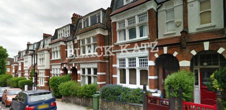 Glenmore Rd, Belsize Park, London NW3, UK - Source: Black Katz