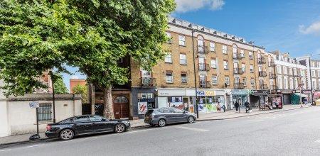 York Way Camden (Stop ZB), London NW1 9UA, UK - Source: Black Katz