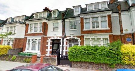 Howitt Rd, Belsize Park, London NW3, UK - Source: Black Katz