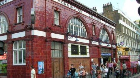 Hampstead Rd, London NW1, UK - Source: Black Katz