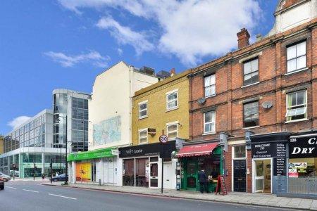 Ravi Shankar Restaurant, Drummond St, London NW1 2HL, UK - Source: Black Katz