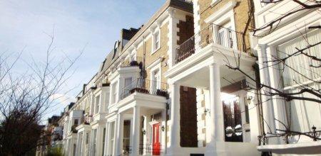Swiss Cottage, 3 Adamson Rd, Belsize Park, London NW3 3HX, UK - Source: Black Katz