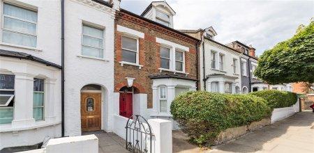 Ravenshaw St, London NW6, UK - Source: Black Katz