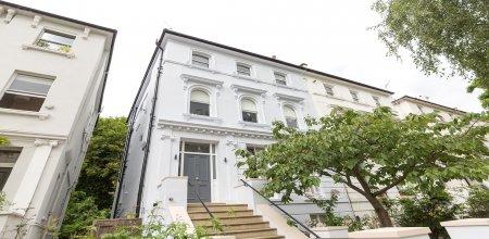Priory Terrace, London NW6, UK - Source: Black Katz
