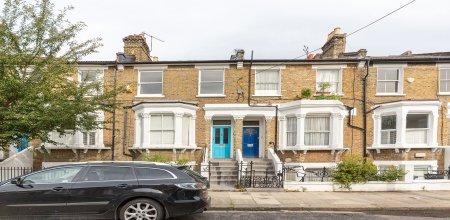 Tabor Rd, London W6, UK - Source: Black Katz