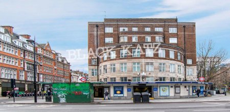 London Euston, Euston Rd, London NW1 2RT, UK - Source: Black Katz