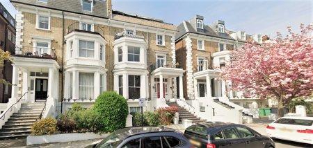 Adamson Rd, Belsize Park, London NW3, UK - Source: Black Katz