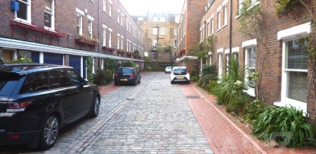 Shrewsbury Mews