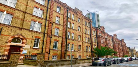 Hayles Buildings Elliotts Row